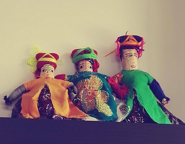 DOLLS MADE BY NOMAD WOMEN